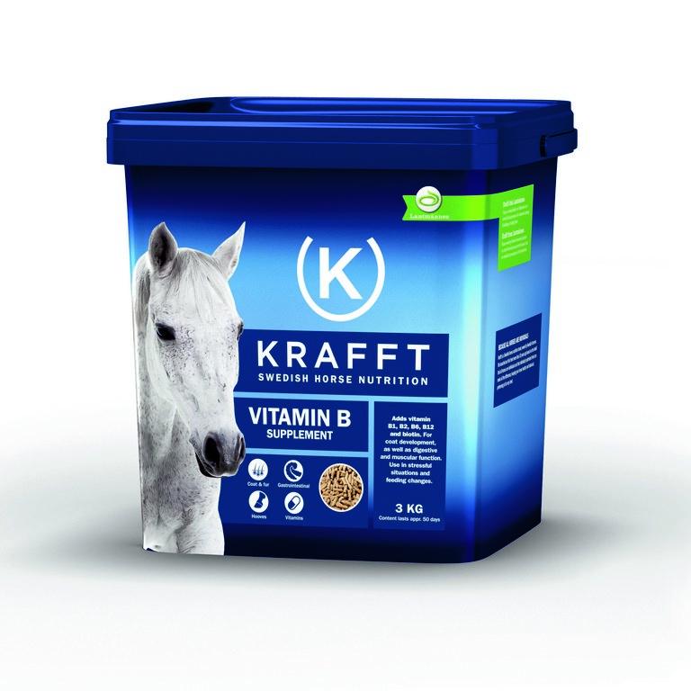 Vitamin B Krafft en pellets 3kg