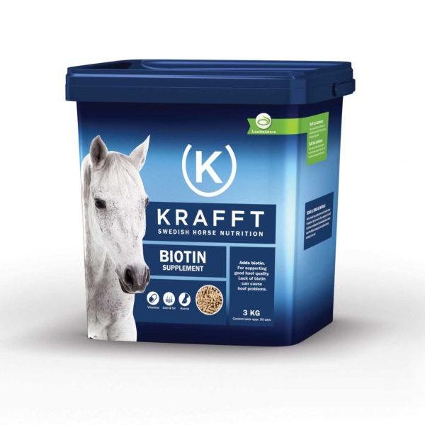 Krafft Biotin complément alimentaire cheval