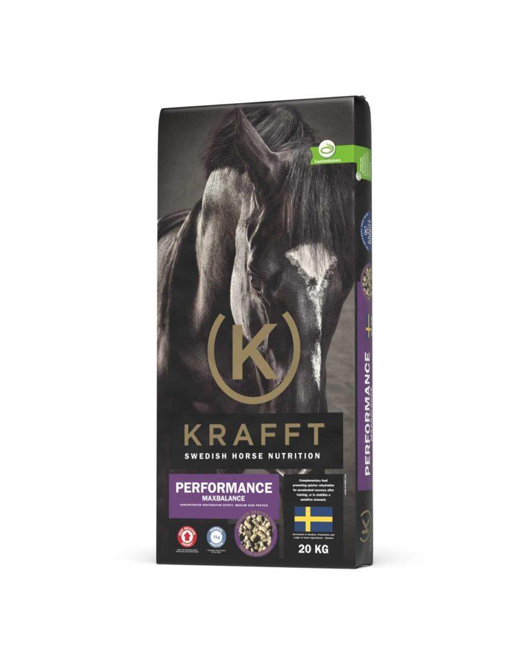 Krafft performance maxbalance 20kg cheval